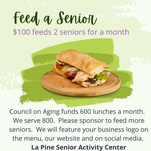 Feed a Senior